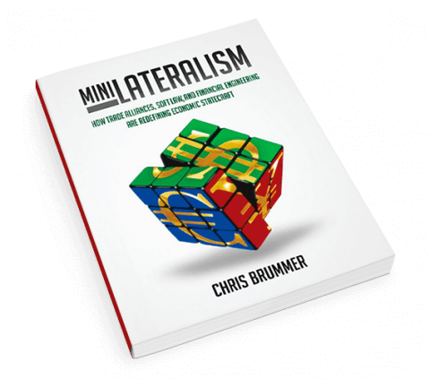 minilateralism book cover by Chris Brummer